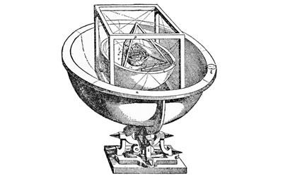 Kepler's Cosmic Cup